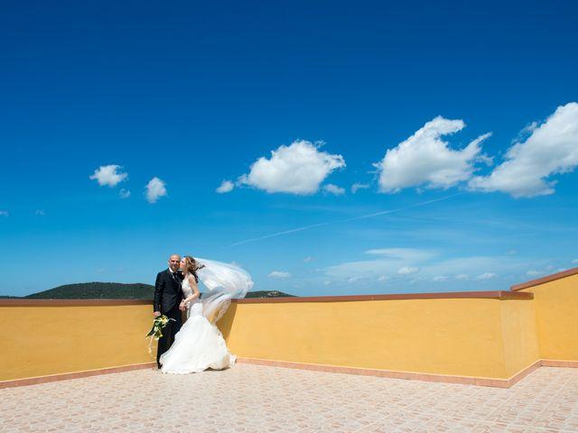 Il matrimonio di Davide e Emanuela a Sinnai, Cagliari 149