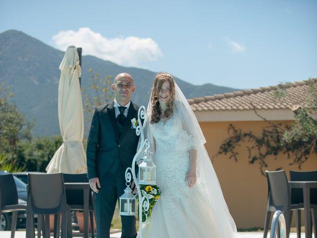 Il matrimonio di Davide e Emanuela a Sinnai, Cagliari 158