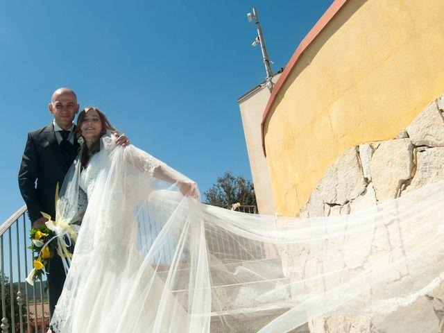 Il matrimonio di Davide e Emanuela a Sinnai, Cagliari 159