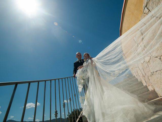 Il matrimonio di Davide e Emanuela a Sinnai, Cagliari 160