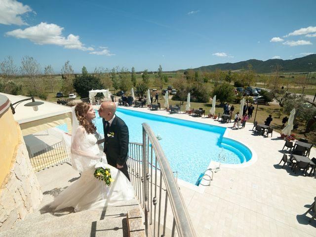 Il matrimonio di Davide e Emanuela a Sinnai, Cagliari 163