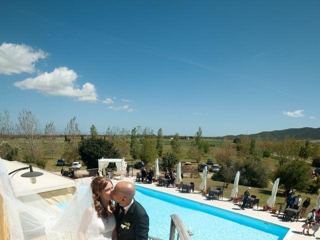 Il matrimonio di Davide e Emanuela a Sinnai, Cagliari 164
