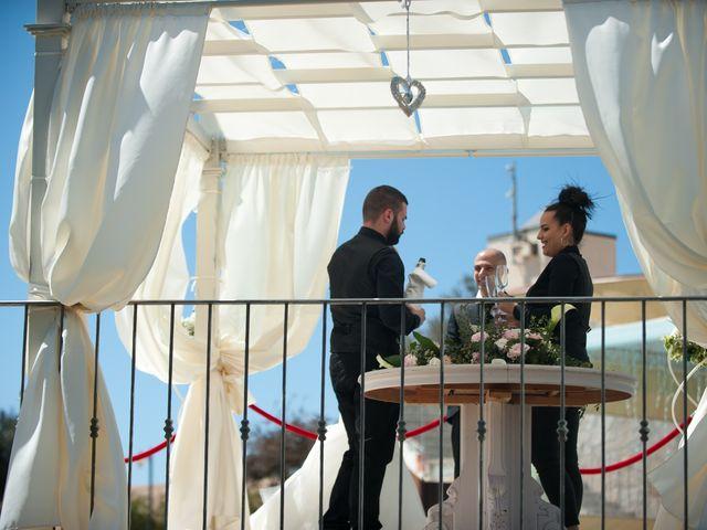 Il matrimonio di Davide e Emanuela a Sinnai, Cagliari 193