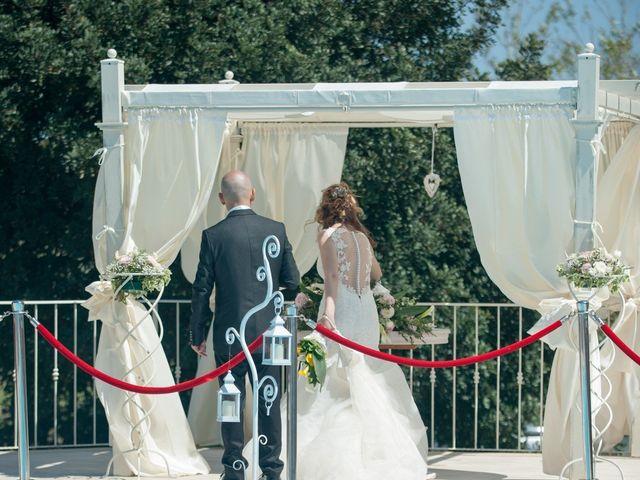 Il matrimonio di Davide e Emanuela a Sinnai, Cagliari 195