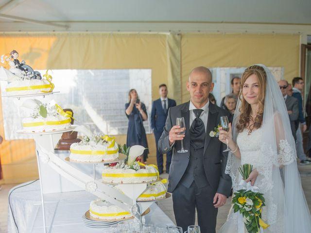 Il matrimonio di Davide e Emanuela a Sinnai, Cagliari 223