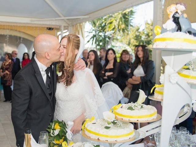 Il matrimonio di Davide e Emanuela a Sinnai, Cagliari 225