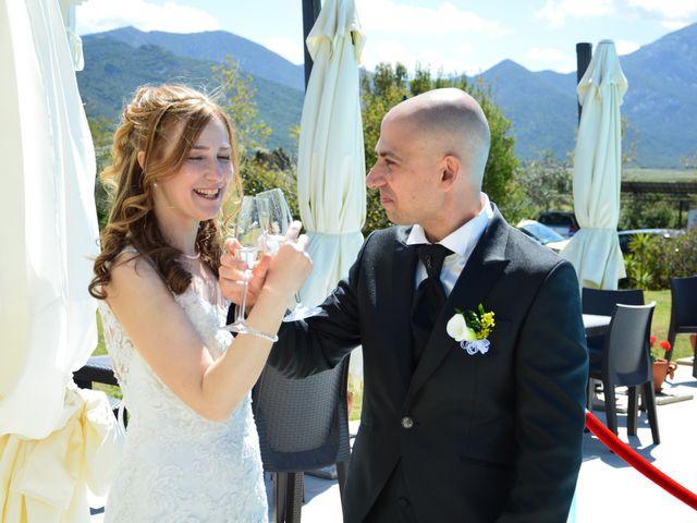 Il matrimonio di Davide e Emanuela a Sinnai, Cagliari 201