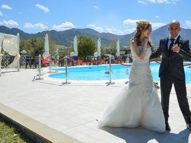 Il matrimonio di Davide e Emanuela a Sinnai, Cagliari 202