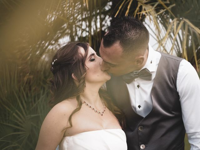 Le nozze di Federica e Nicolas