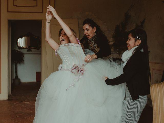 Il matrimonio di Daniele e Giulia a Robecco sul Naviglio, Milano 20