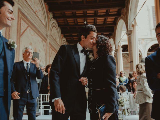 Il matrimonio di Daniele e Giulia a Robecco sul Naviglio, Milano 32