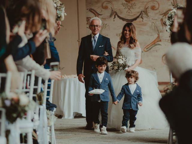 Il matrimonio di Daniele e Giulia a Robecco sul Naviglio, Milano 33