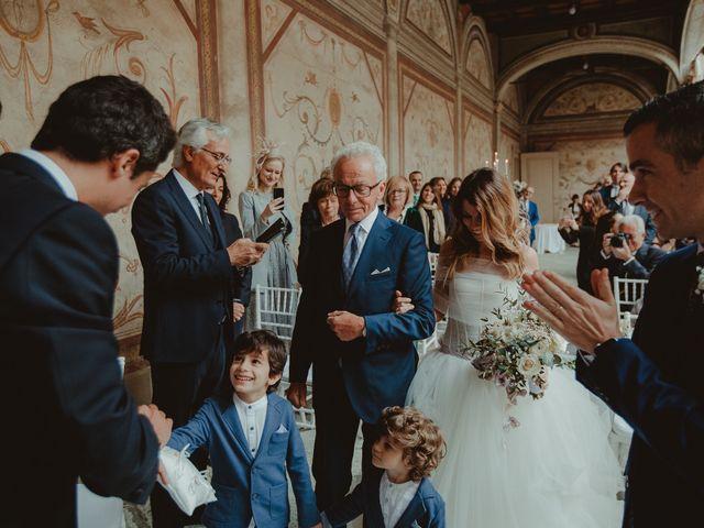 Il matrimonio di Daniele e Giulia a Robecco sul Naviglio, Milano 34