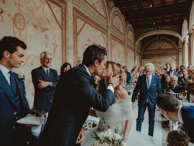 Il matrimonio di Daniele e Giulia a Robecco sul Naviglio, Milano 35