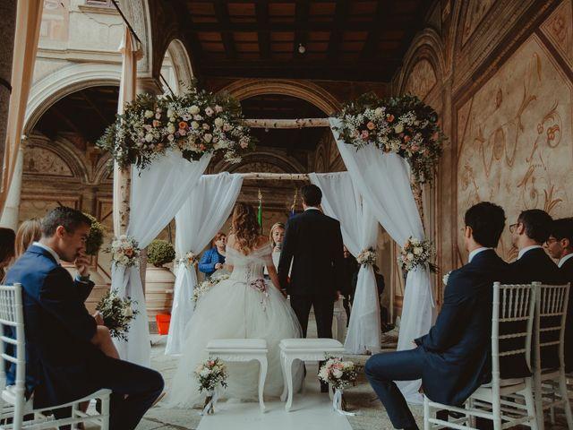 Il matrimonio di Daniele e Giulia a Robecco sul Naviglio, Milano 40