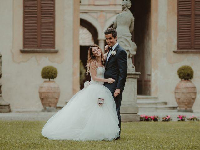 Il matrimonio di Daniele e Giulia a Robecco sul Naviglio, Milano 56