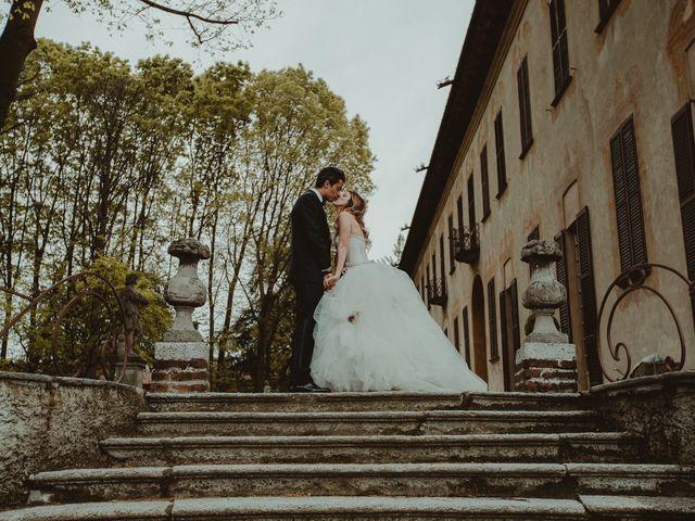 Il matrimonio di Daniele e Giulia a Robecco sul Naviglio, Milano 58