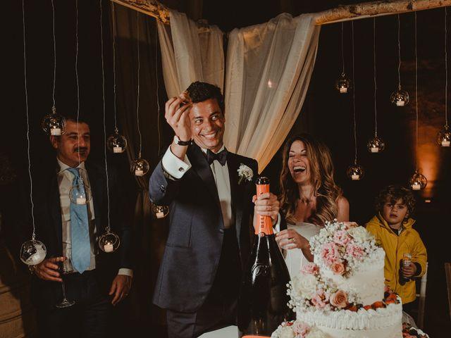 Il matrimonio di Daniele e Giulia a Robecco sul Naviglio, Milano 74