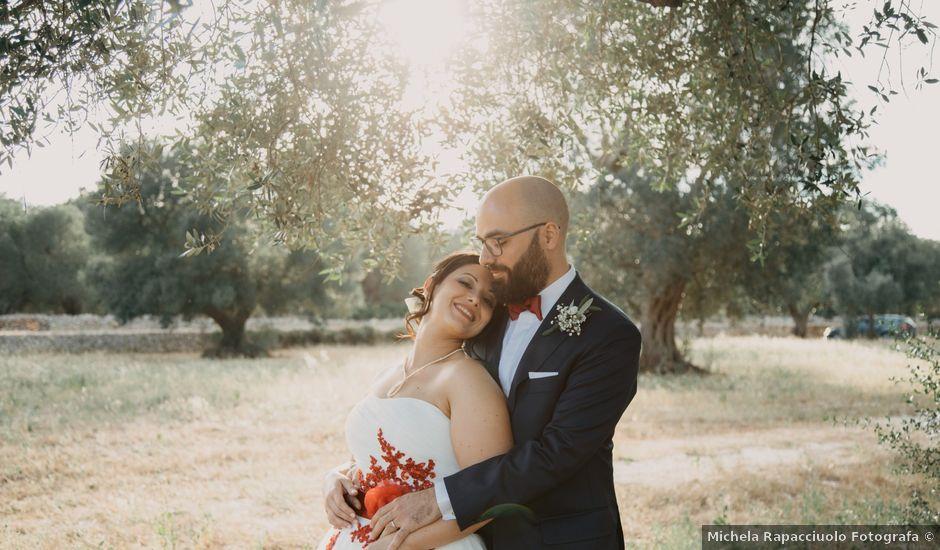 Il matrimonio di Mariano e Anna Rita a Oria, Brindisi