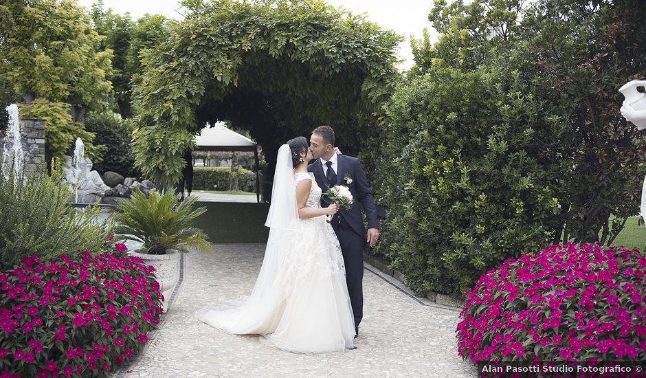 Il matrimonio di Enrico e Nicoletta a Brescia, Brescia