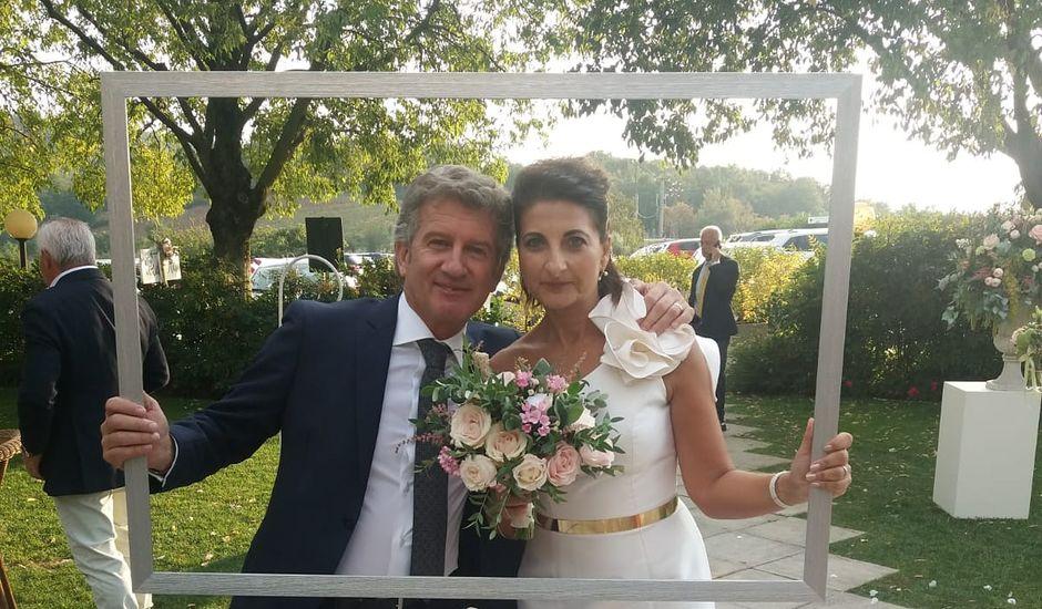 Il matrimonio di Umberto e Pia a Collebeato, Brescia
