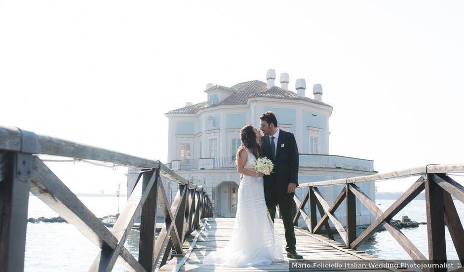 Il matrimonio di Gianfranco e Patrizia a Pozzuoli, Napoli