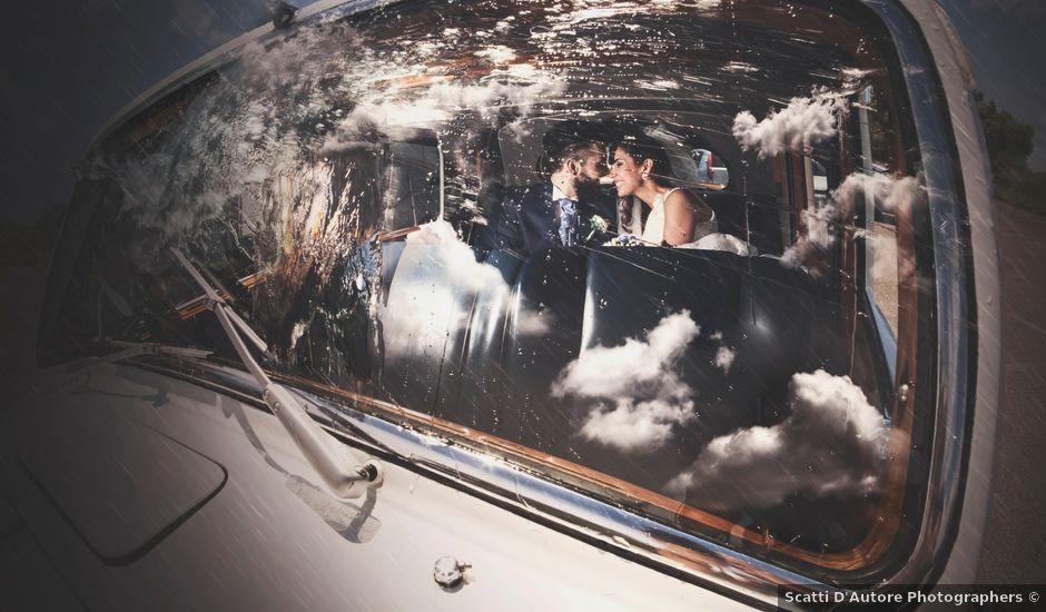 Il matrimonio di Adriano e Laura a Terracina, Latina