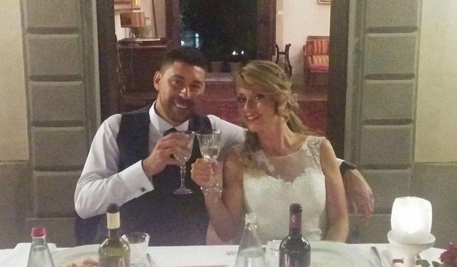 Il matrimonio di Simone e Linda a Pistoia, Pistoia