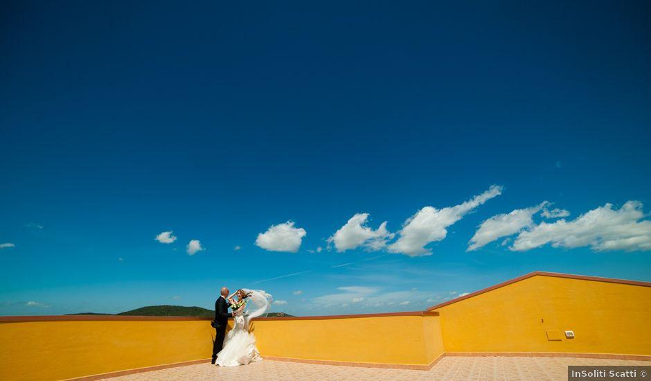 Il matrimonio di Davide e Emanuela a Sinnai, Cagliari