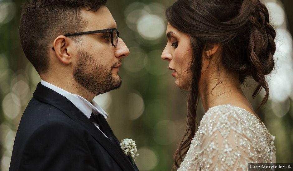 Il matrimonio di Gabriele e Maria Carmela a Roma, Roma