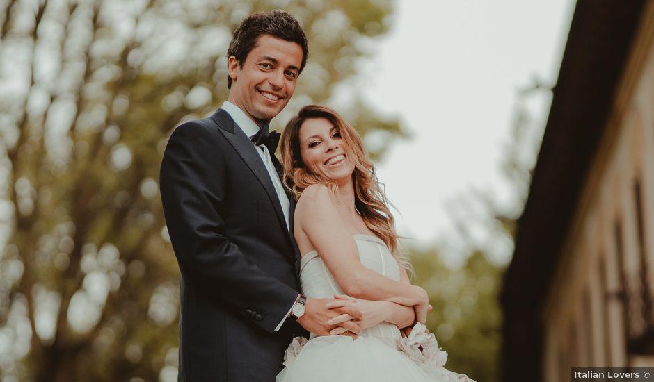 Il matrimonio di Daniele e Giulia a Robecco sul Naviglio, Milano