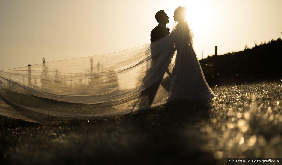 Il matrimonio di Niccolo e Silvia a Siena, Siena