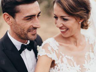 Le nozze di Francesca e Dino