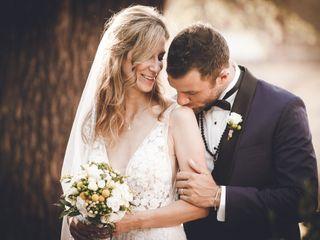 Le nozze di Christine e Davide