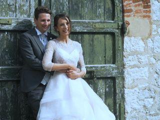 Le nozze di Jhonatan e Martina