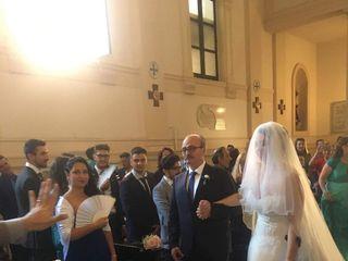 Le nozze di Stefania e Antonio 1