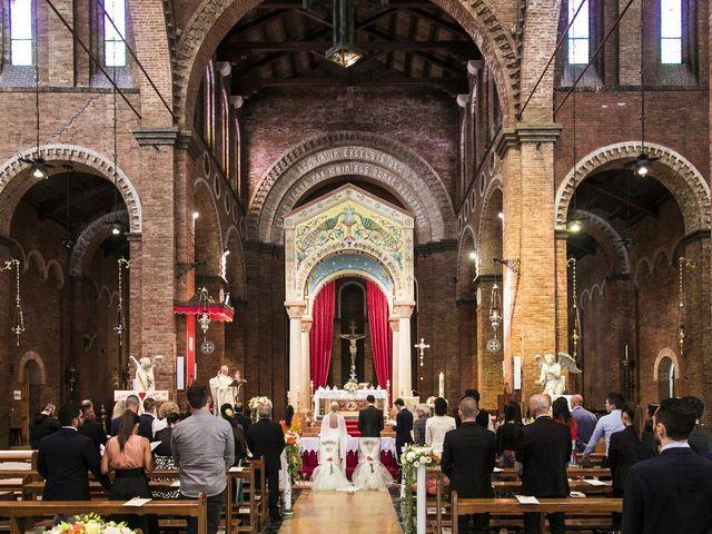 Il matrimonio di Michele e Lisa a Monastier di Treviso, Treviso 14