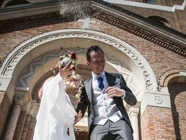 Il matrimonio di Michele e Lisa a Monastier di Treviso, Treviso 15