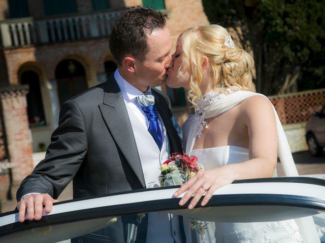 Il matrimonio di Michele e Lisa a Monastier di Treviso, Treviso 16