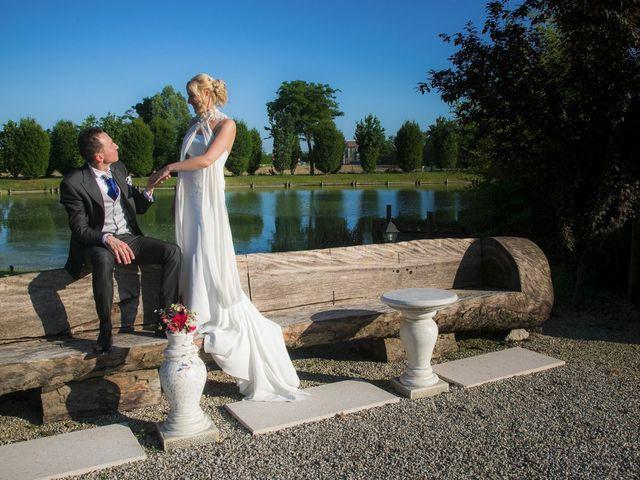 Il matrimonio di Michele e Lisa a Monastier di Treviso, Treviso 23