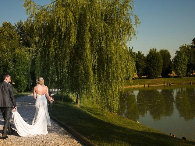 Il matrimonio di Michele e Lisa a Monastier di Treviso, Treviso 27