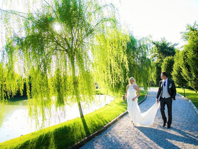 Il matrimonio di Michele e Lisa a Monastier di Treviso, Treviso 28
