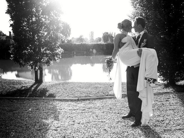 Il matrimonio di Michele e Lisa a Monastier di Treviso, Treviso 29