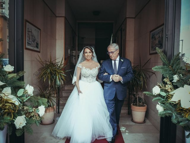 Il matrimonio di Stefano e Vera a Napoli, Napoli 18
