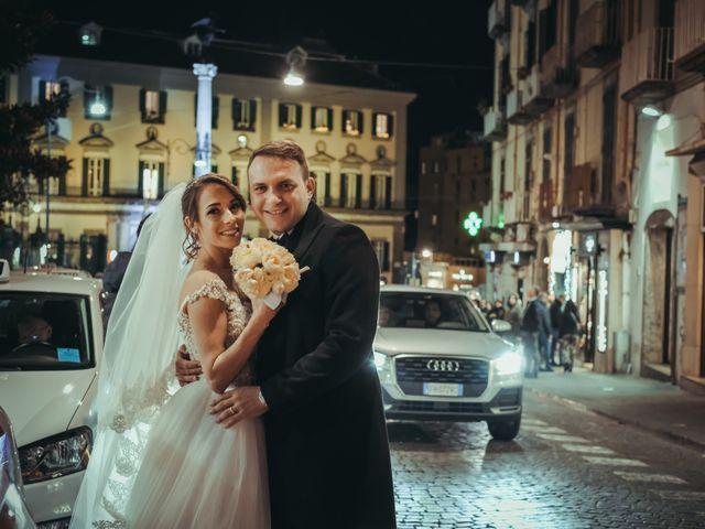 Il matrimonio di Stefano e Vera a Napoli, Napoli 34