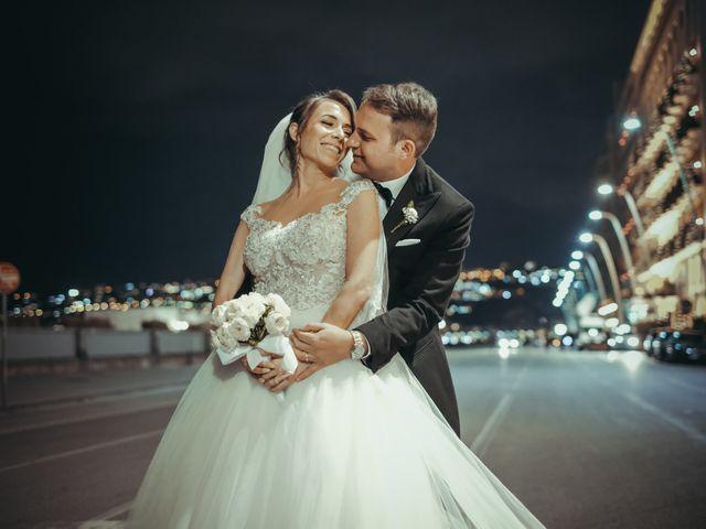 le nozze di Vera e Stefano