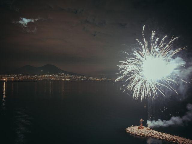 Il matrimonio di Stefano e Vera a Napoli, Napoli 65