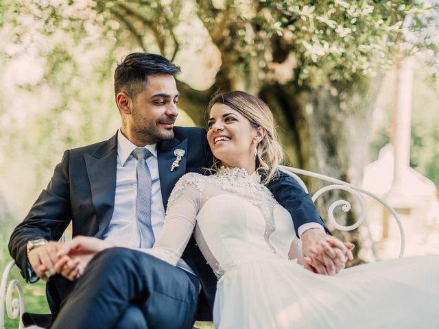 le nozze di Miriam e Dino