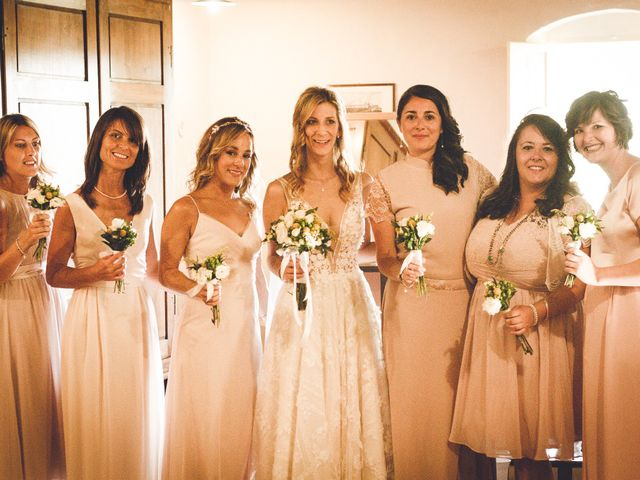 Il matrimonio di Davide e Christine a Sinalunga, Siena 5