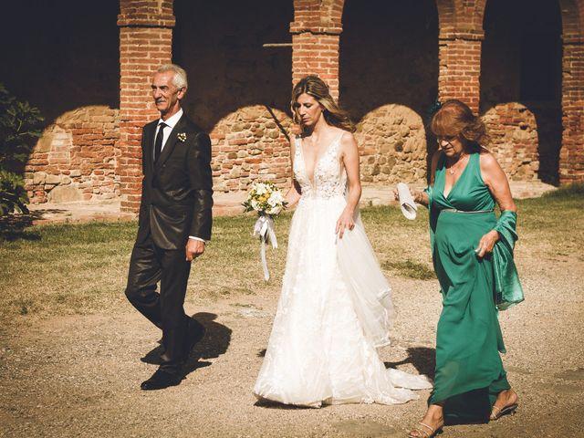 Il matrimonio di Davide e Christine a Sinalunga, Siena 6